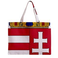 Coat of Arms of Hungary Zipper Mini Tote Bag