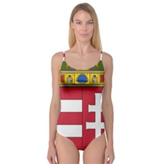 Coat of Arms of Hungary Camisole Leotard