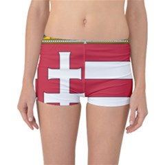 Coat of Arms of Hungary Reversible Bikini Bottoms
