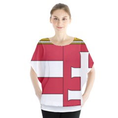Coat of Arms of Hungary Blouse