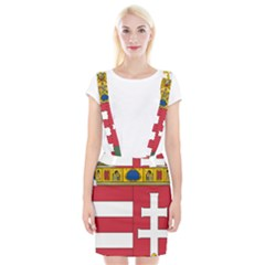 Coat of Arms of Hungary Suspender Skirt