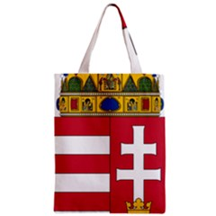 Coat of Arms of Hungary  Zipper Classic Tote Bag