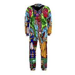 Happily Ever After 1   Beauty And The Beast OnePiece Jumpsuit (Kids)