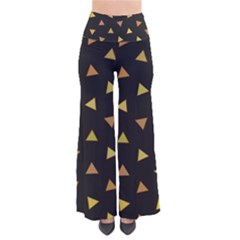 Shapes Abstract Triangles Pattern Pants