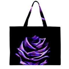 Rose Flower Design Nature Blossom Large Tote Bag