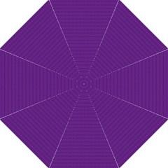 Pattern Violet Purple Background Straight Umbrellas