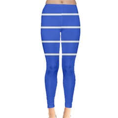 Stripes Pattern Template Texture Leggings