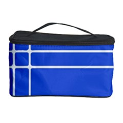 Stripes Pattern Template Texture Cosmetic Storage Case