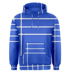 Stripes Pattern Template Texture Men s Pullover Hoodie
