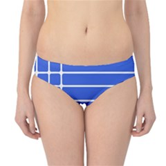 Stripes Pattern Template Texture Hipster Bikini Bottoms
