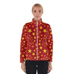 Star Stars Pattern Design Winterwear