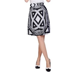 Celtic Draw Drawing Hand Draw A Line Skirt