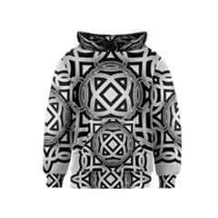 Celtic Draw Drawing Hand Draw Kids  Pullover Hoodie