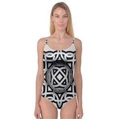 Celtic Draw Drawing Hand Draw Camisole Leotard