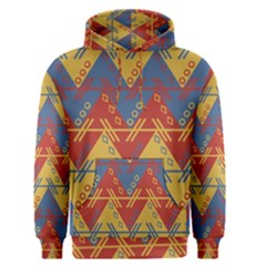 Aztec traditional ethnic pattern Men s Pullover Hoodie