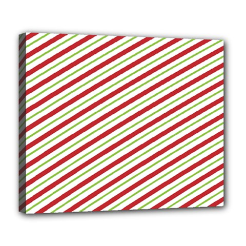 Stripes Striped Design Pattern Deluxe Canvas 24  x 20