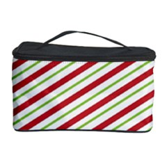 Stripes Striped Design Pattern Cosmetic Storage Case