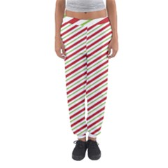 Stripes Striped Design Pattern Women s Jogger Sweatpants