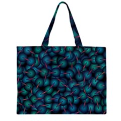 Background Abstract Textile Design Large Tote Bag