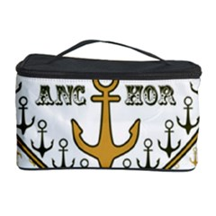 Anchor Heart Cosmetic Storage Case