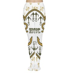 Anchor Heart Women s Tights