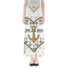 Anchor Heart Maxi Skirts