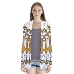Anchor Heart Cardigans