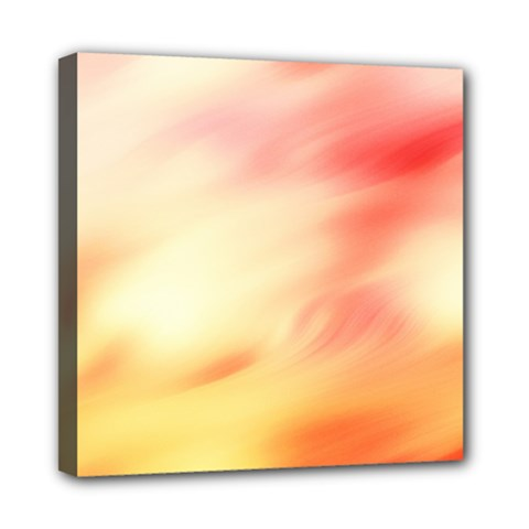 Background Abstract Texture Pattern Mini Canvas 8  x 8