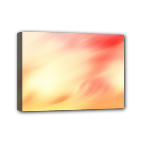 Background Abstract Texture Pattern Mini Canvas 7  X 5