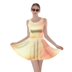 Background Abstract Texture Pattern Skater Dress