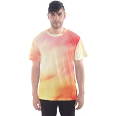 Background Abstract Texture Pattern Men s Sport Mesh Tee