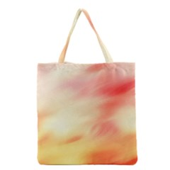 Background Abstract Texture Pattern Grocery Tote Bag