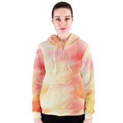 Background Abstract Texture Pattern Women s Zipper Hoodie