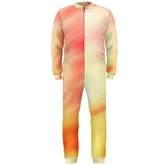 Background Abstract Texture Pattern OnePiece Jumpsuit (Men)