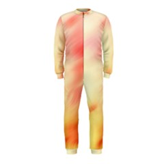 Background Abstract Texture Pattern OnePiece Jumpsuit (Kids)