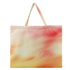 Background Abstract Texture Pattern Zipper Large Tote Bag