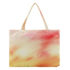 Background Abstract Texture Pattern Medium Tote Bag