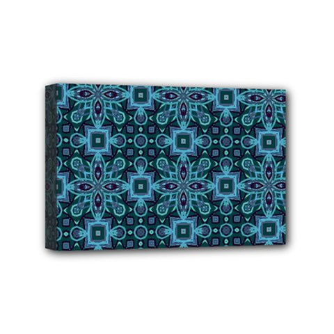 Abstract Pattern Design Texture Mini Canvas 6  x 4
