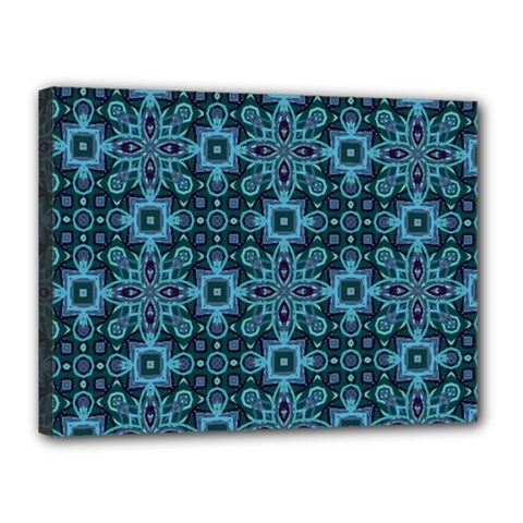 Abstract Pattern Design Texture Canvas 16  X 12
