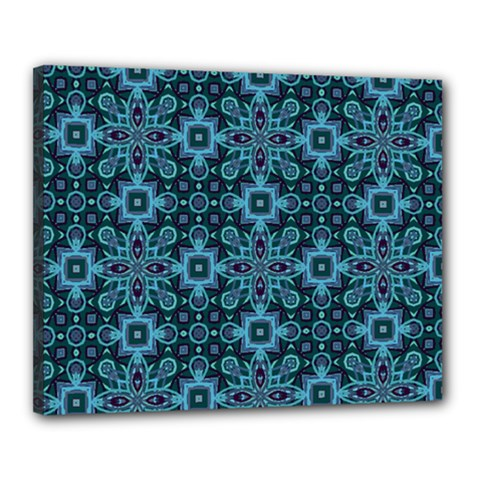 Abstract Pattern Design Texture Canvas 20  x 16