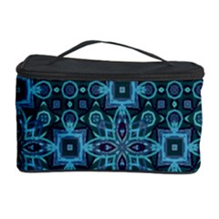 Abstract Pattern Design Texture Cosmetic Storage Case
