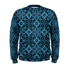 Abstract Pattern Design Texture Men s Sweatshirt