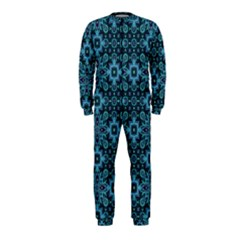 Abstract Pattern Design Texture Onepiece Jumpsuit (kids)