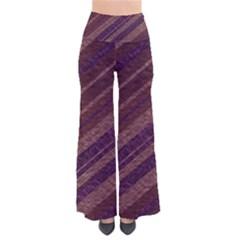 Stripes Course Texture Background Pants