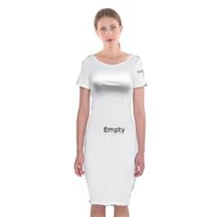 130313003014 Shanghai Classic Short Sleeve Midi Dress