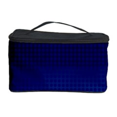 Blue Dot Cosmetic Storage Case