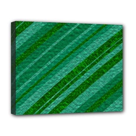 Stripes Course Texture Background Deluxe Canvas 20  x 16