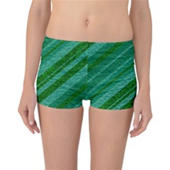 Stripes Course Texture Background Reversible Bikini Bottoms