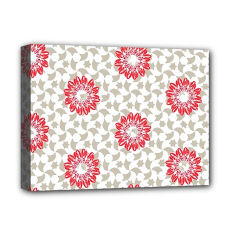 Stamping Pattern Fashion Background Deluxe Canvas 16  X 12