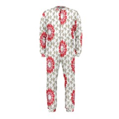 Stamping Pattern Fashion Background OnePiece Jumpsuit (Kids)